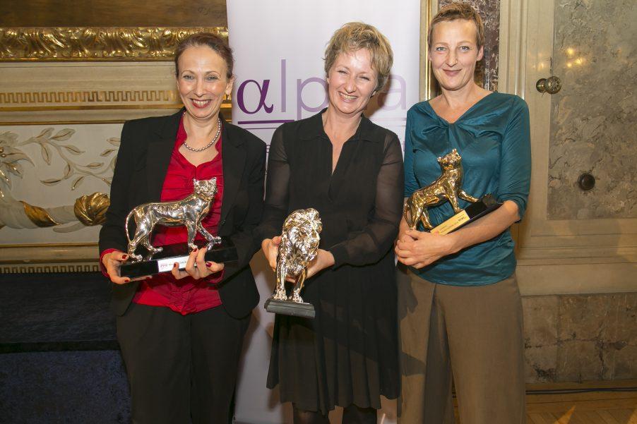 Journalistinnenkongress Preisträgerinnen