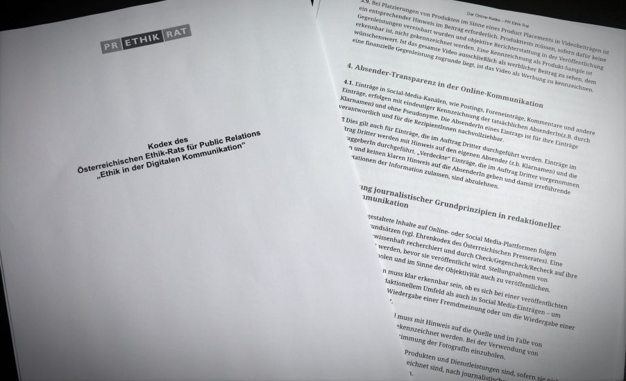 PR-Online-Kodex